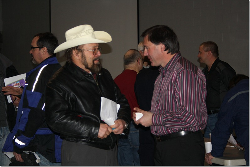Public Meeting in Martensville Jan 19, 2011